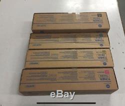 Toner Tn610 De Konica Minolta Bizhub Pour C5500, C5501, C6500, C6502