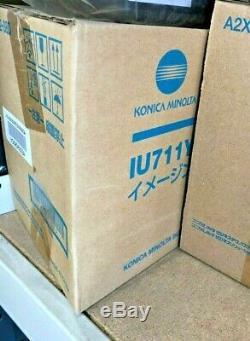 Unité D'imagerie Authentique Jaune Konica Minolta Iu711y Pour Bizhub C654 C754 A2x2-08d