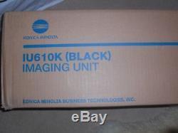 Unité D'imagerie Konica Minolta Iu610k (noir) Biz Hub C451 / C550 / C650 A060-03f