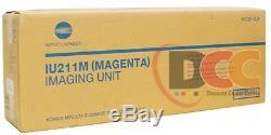 Unité D'imagerie Magenta Iu211m Pour Konica Minolta Bizhub C203 C253 A0de0cf