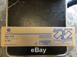 Unité De Tambour Konica Minolta Du-104 Pour Presse Bizhub C6000 / C7000 Numéro De Pièce A2vg0y0