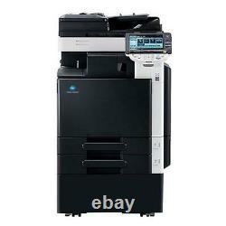 Utilisé Konika Minolta Bizhub C280 Super G3 Printer Scanner